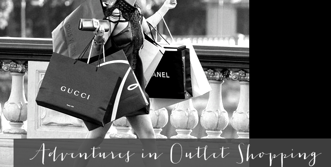 adventures in outlet shopping _ glitterinc.com
