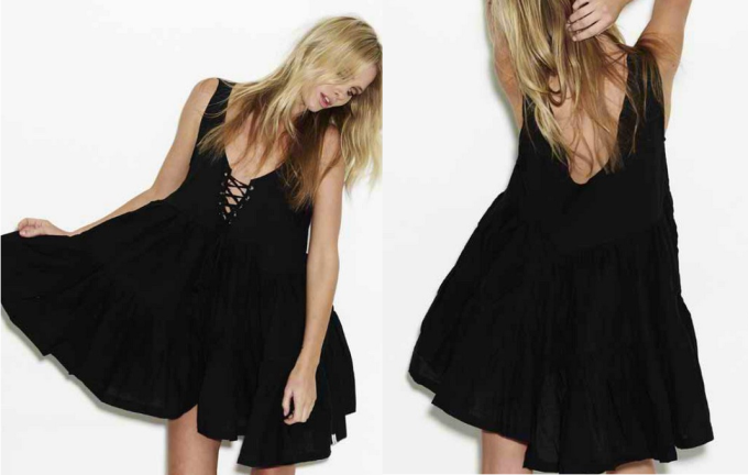 One-Teaspoon-Confessions-Dress