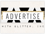 advertise with Glitter, Inc.