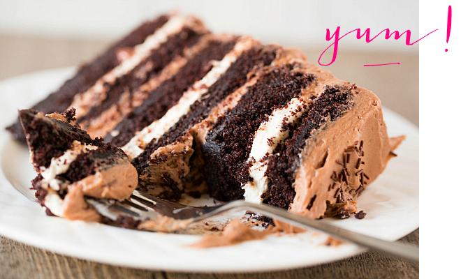 6 Homemade Birthday Cakes Glitter Inc
