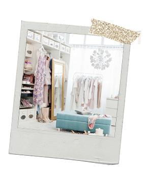 closet-polaroid
