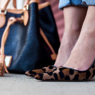 15 NYFW-Ready Leopard Print Heels