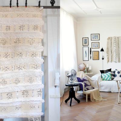 Design: Moroccan Wedding Quilt