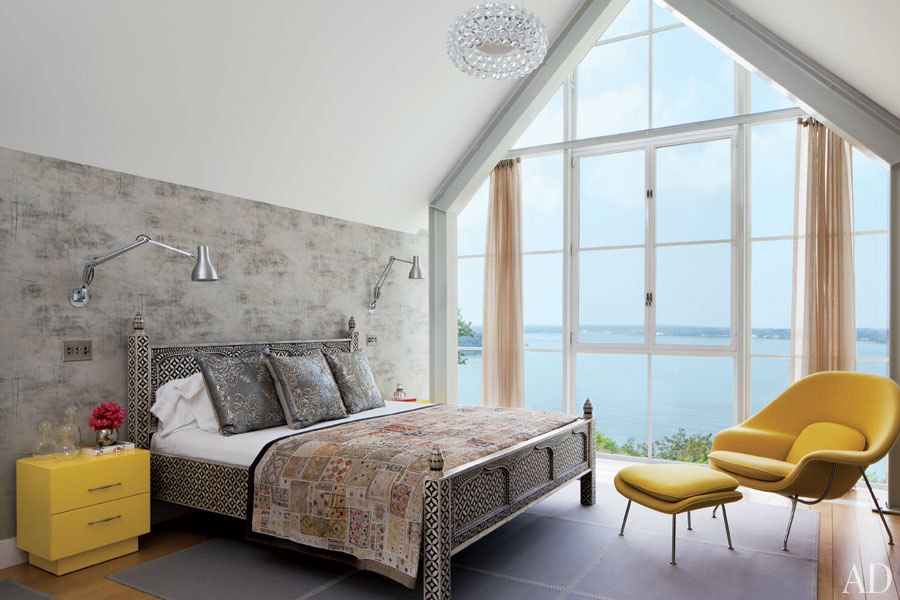 shelter island beach house-master-bedroom