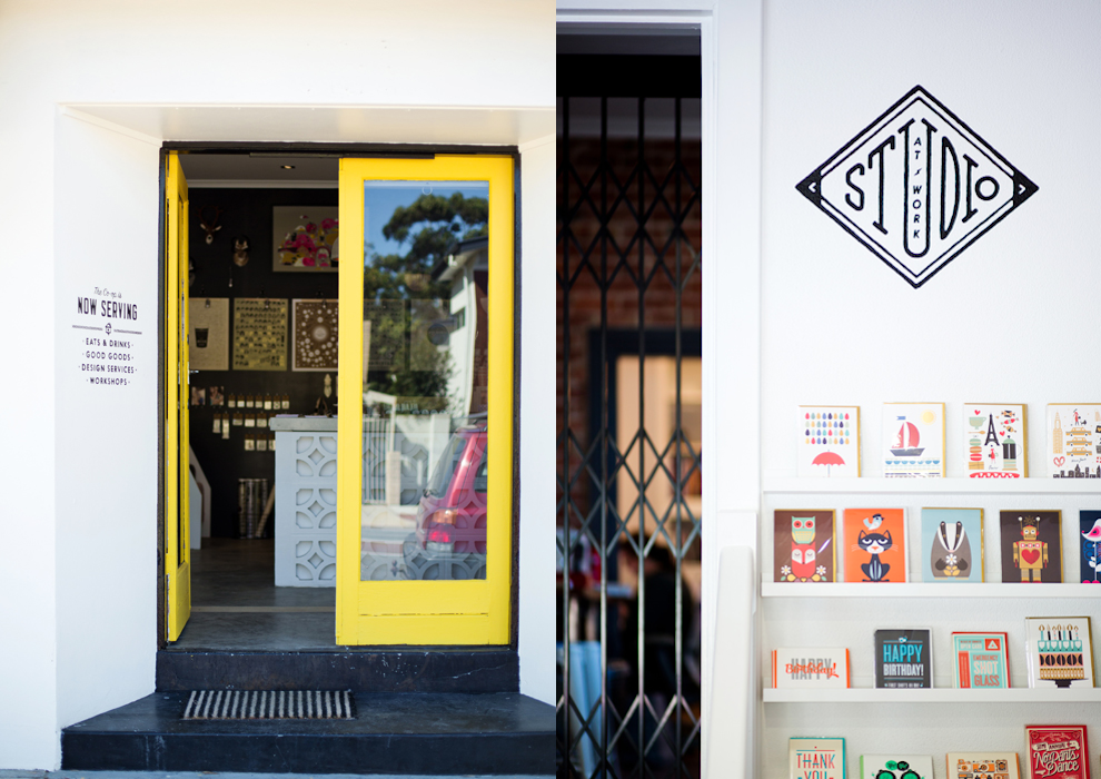 studio bomba australia now serving arts crafts yellow door prints cards