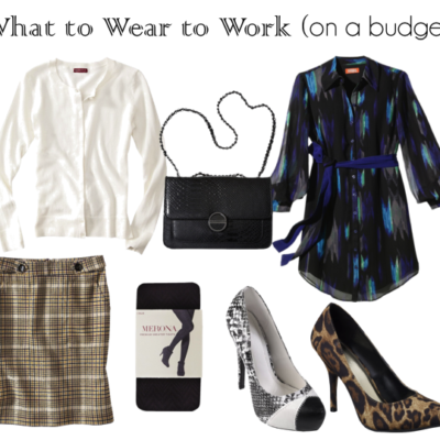 What to Wear to Work this Fall