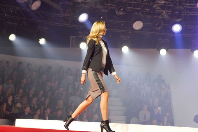Target Fashion Show Fall 2013 _ glitterinc.com
