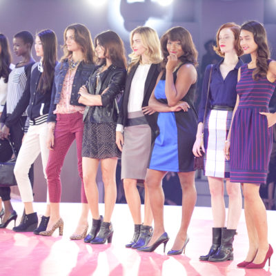 Target Fashion Show: The Tailored Trend