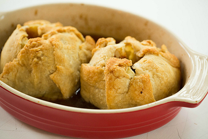 9 Fall-ready apple desserts: Apple Dumplings