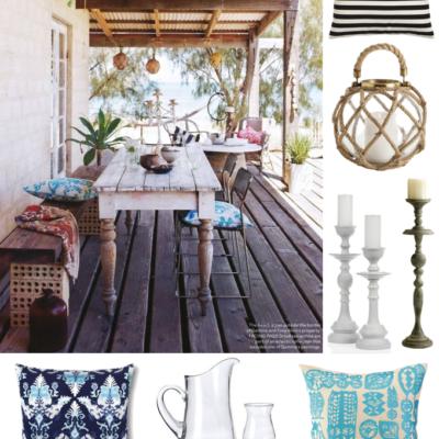 Get the Look: Beach Table