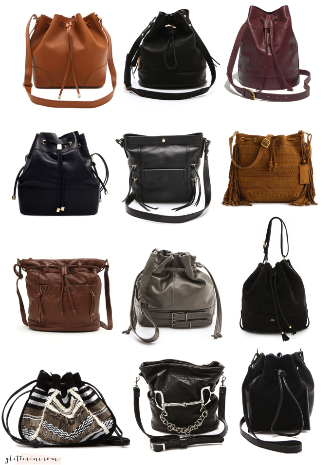 fall winter style bucket bag bags _ glitterinc.com