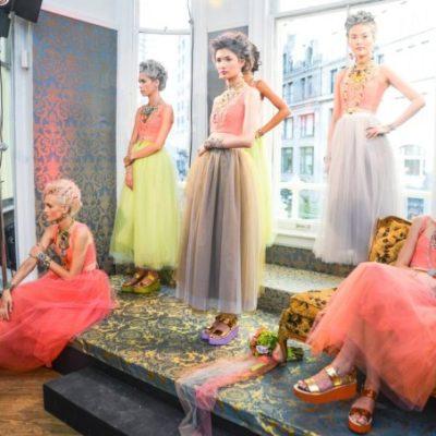 New York Fashion Week, Part 1