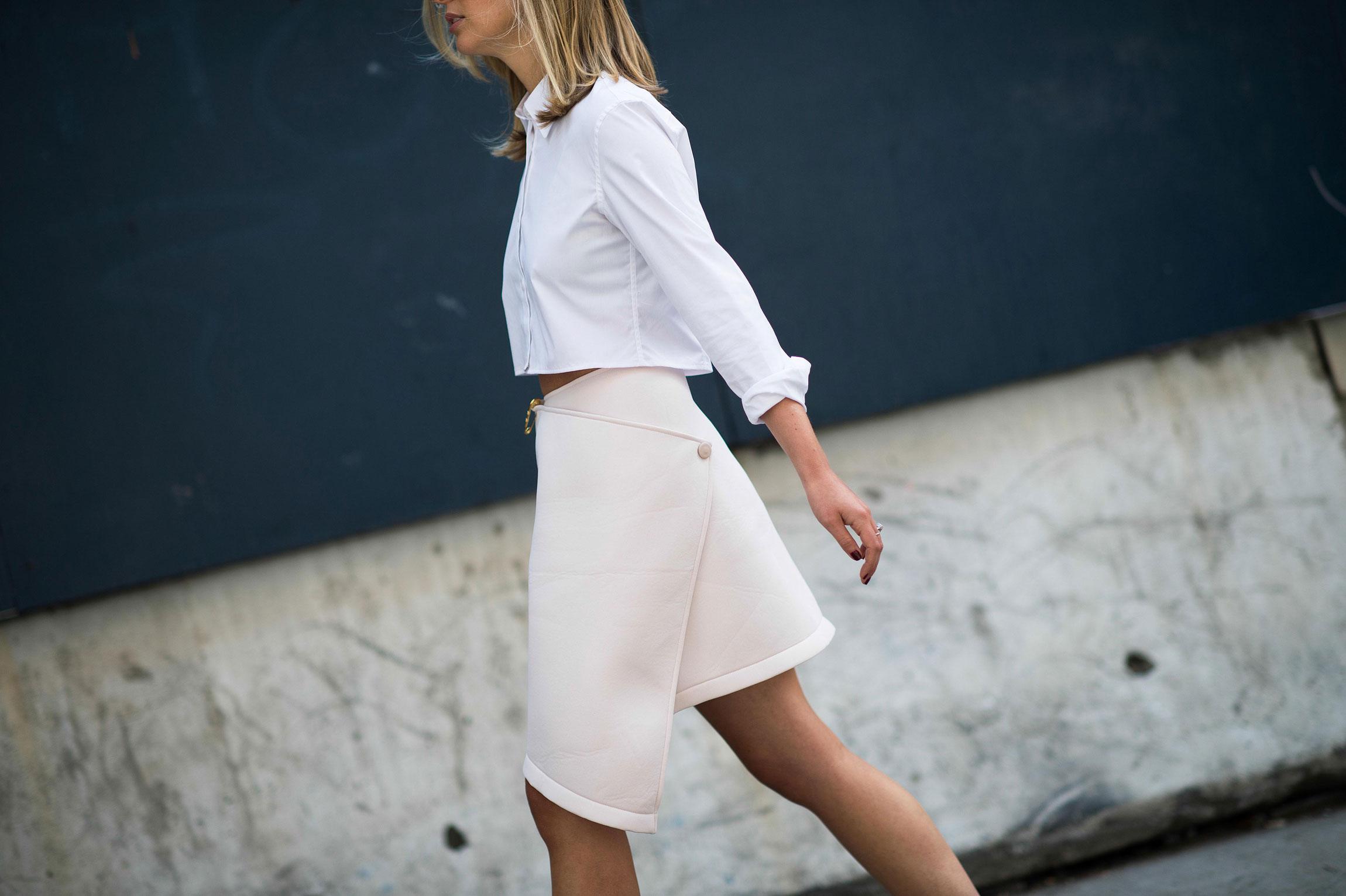 new-york-fashion-week-spring-2014-wrap skirt
