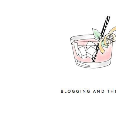 Blogging + The Law (An E-Book)