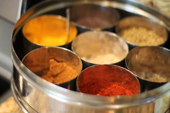 indian cooking class spices _ glitterinc.com