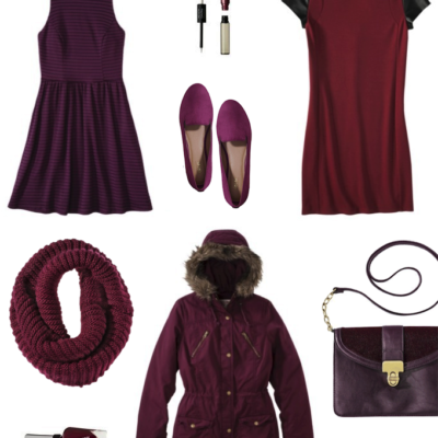 Color of the Season: Oxblood