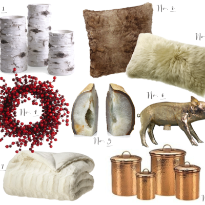 Winter Interior Design Trends to Try