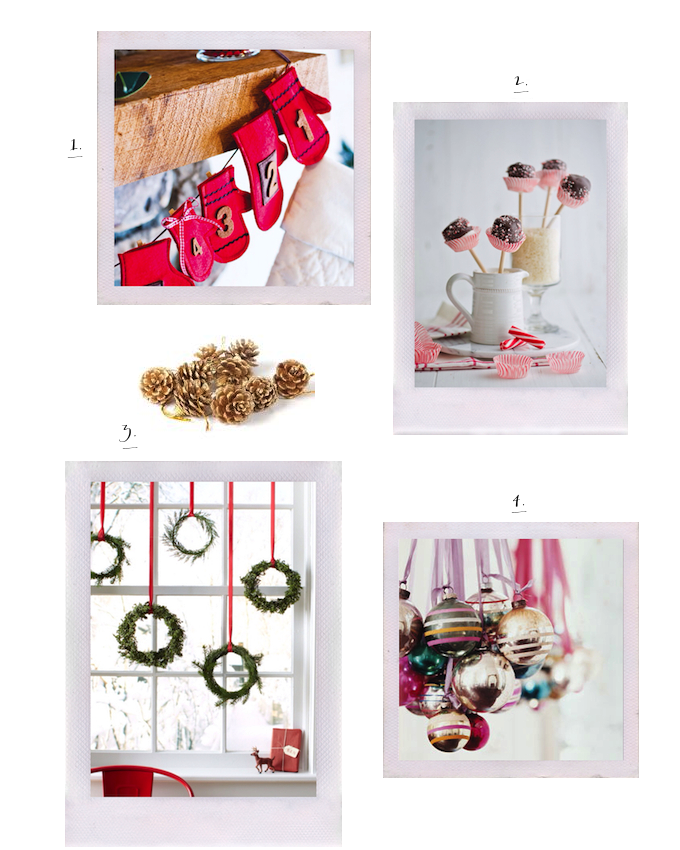 clever ways to decorate for the holidays diy _ glitterinc.com