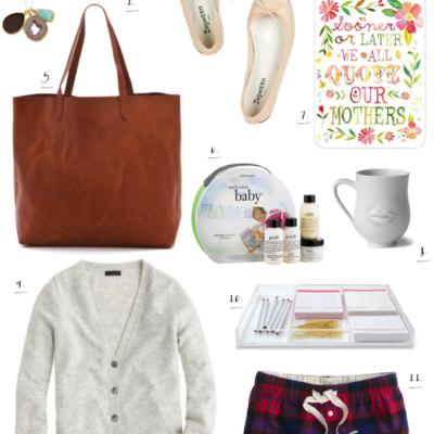 Gift Guide {Mom}