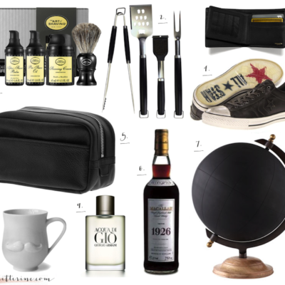 Gift Guide {Dad}