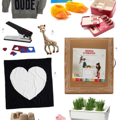 Gift Guide {The Littles, Tweens + Kids at Heart}