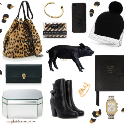 Gift Guide {The Fashionista}