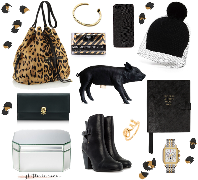 holiday gift guide fashionista fashion style gifts _ glitterinc.com