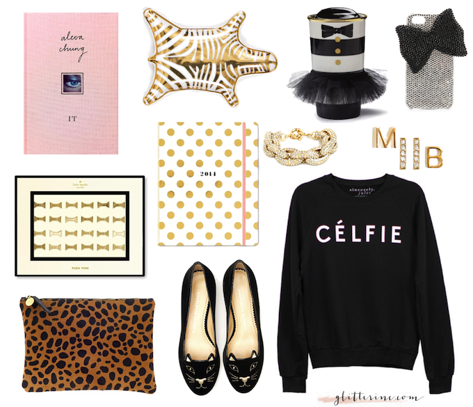 holiday gift guide for the blogger blogging _ glitterinc.com