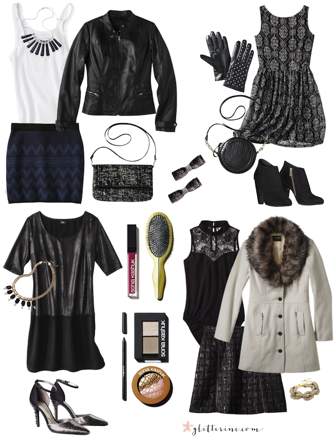 what to wear for party in winter