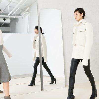 Zara's November Lookbook Campaign