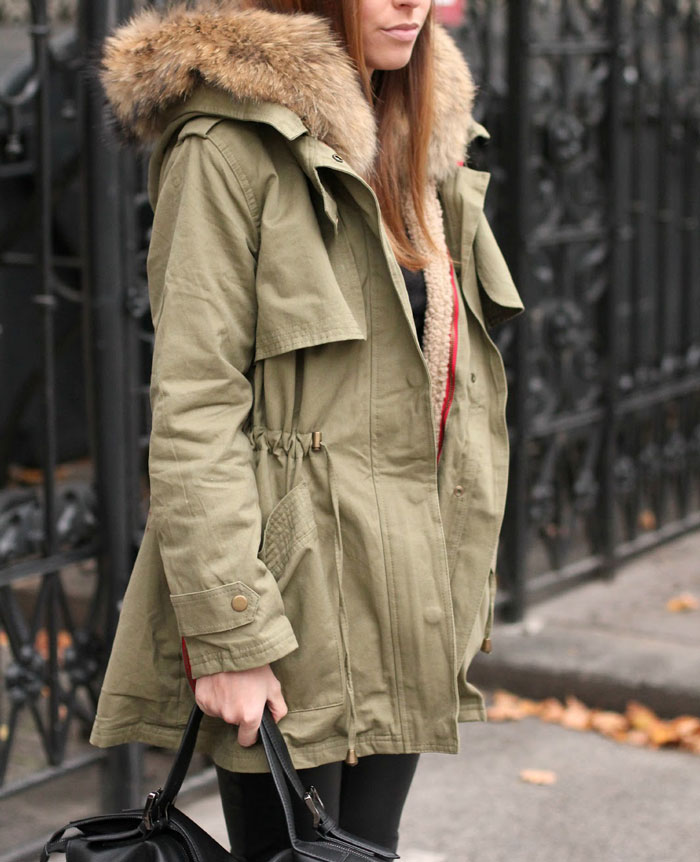 The Stylish Winter Parka | Glitter, Inc.Glitter, Inc.