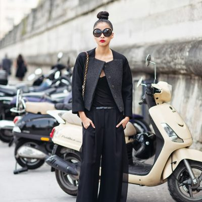 Wide-Leg Trousers for Fall/Winter