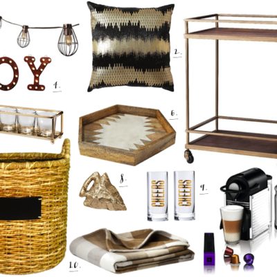 Target Holiday Wishlist: Home