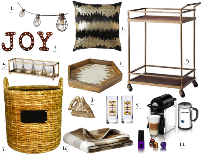 target wishlist gift guide gifts home decor design _ glitterinc.com