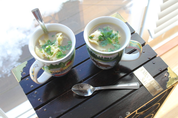 tortellini brodo broth soup parmesan recipe _ glitterinc.com