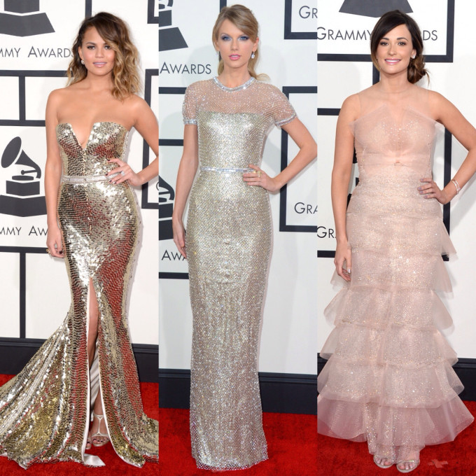 Grammy Awards 2014 Red Carpet Best Dressed _ glitterinc.com