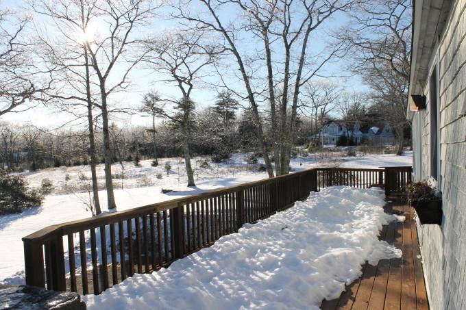 Maine House Winter Vacation 2013 _ glitterinc.com