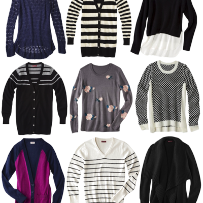 Sweater Weather (9 Adorable Sweaters Under $40)