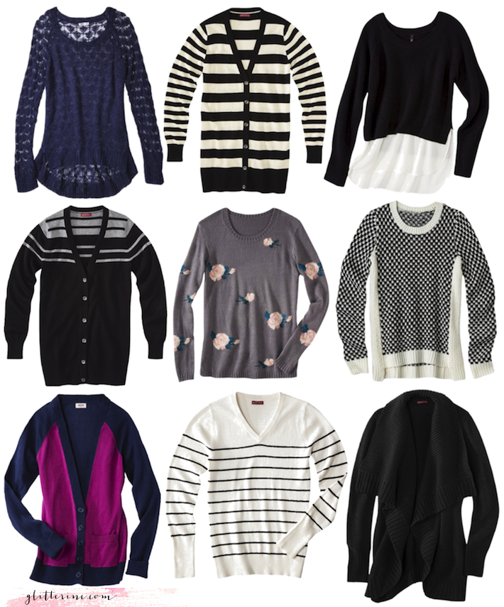 Sweater Weather (9 Adorable Sweaters Under $40) | Glitter, Inc ...