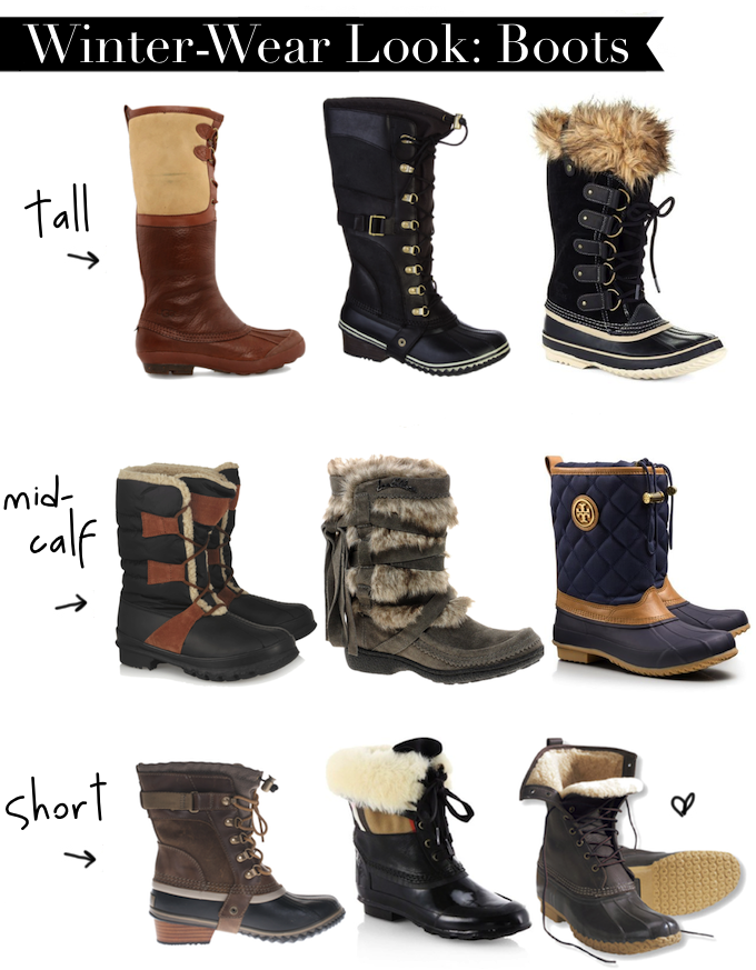 926794e8aa55f Fashion 101  Cold-Weather Boots