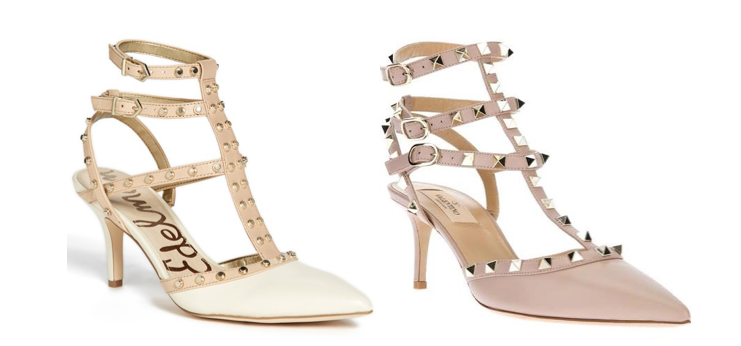 Valentino Shoes Studs Price
