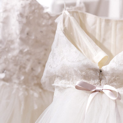 20 Show-Stopping Off the Rack Wedding Dresses by NC wedding blogger Glitter, Inc.