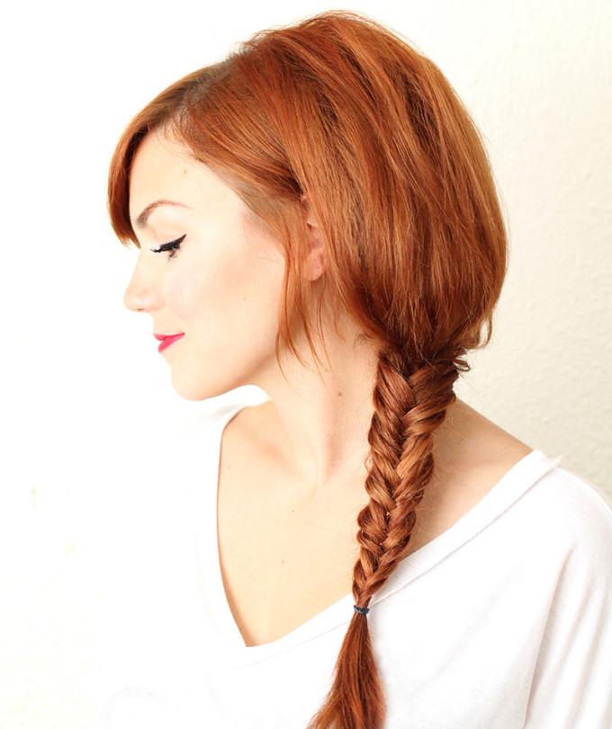 Diy Braided Hairstyles: 5 More DIY Braided Hairstyles {Slideshow}