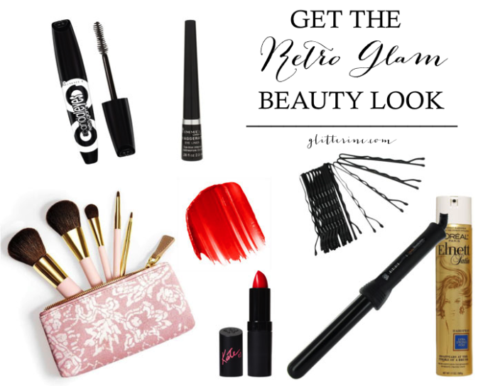Get-the-Vintage-Retro-Glam-Makeup-Look