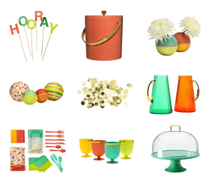 Oh Joy! for Target - Spring Party Essentials