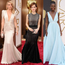 Oscars Academy Awards 2014 Best Dressed