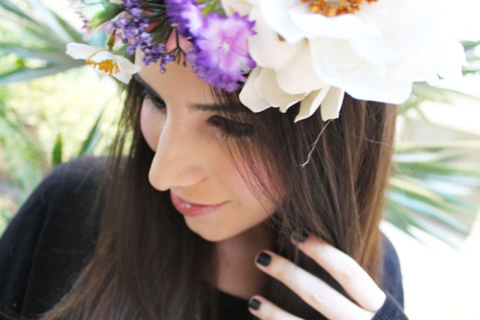 DIY-Floral-Flower-Crown-How-To---Lexi---glitterinc.com
