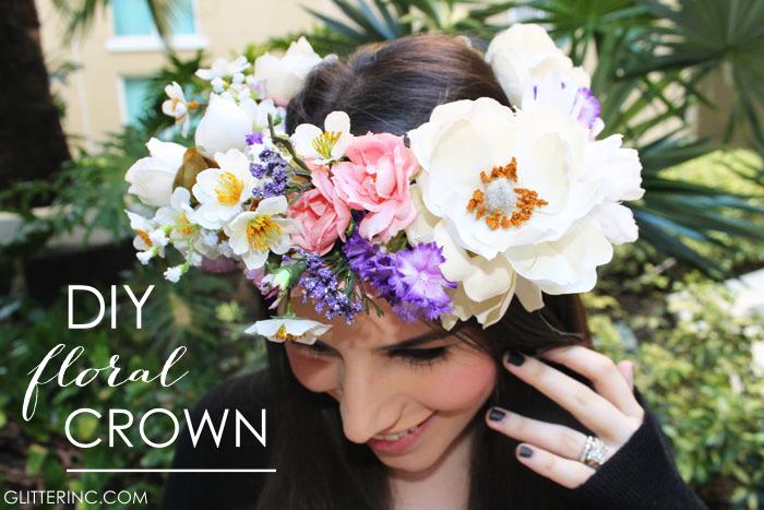 DIY-Floral-Flower-Crown---Lexi---glitterinc.com