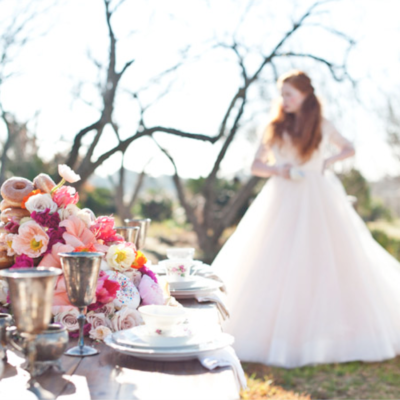 The Queen of Hearts | Styled Shoot