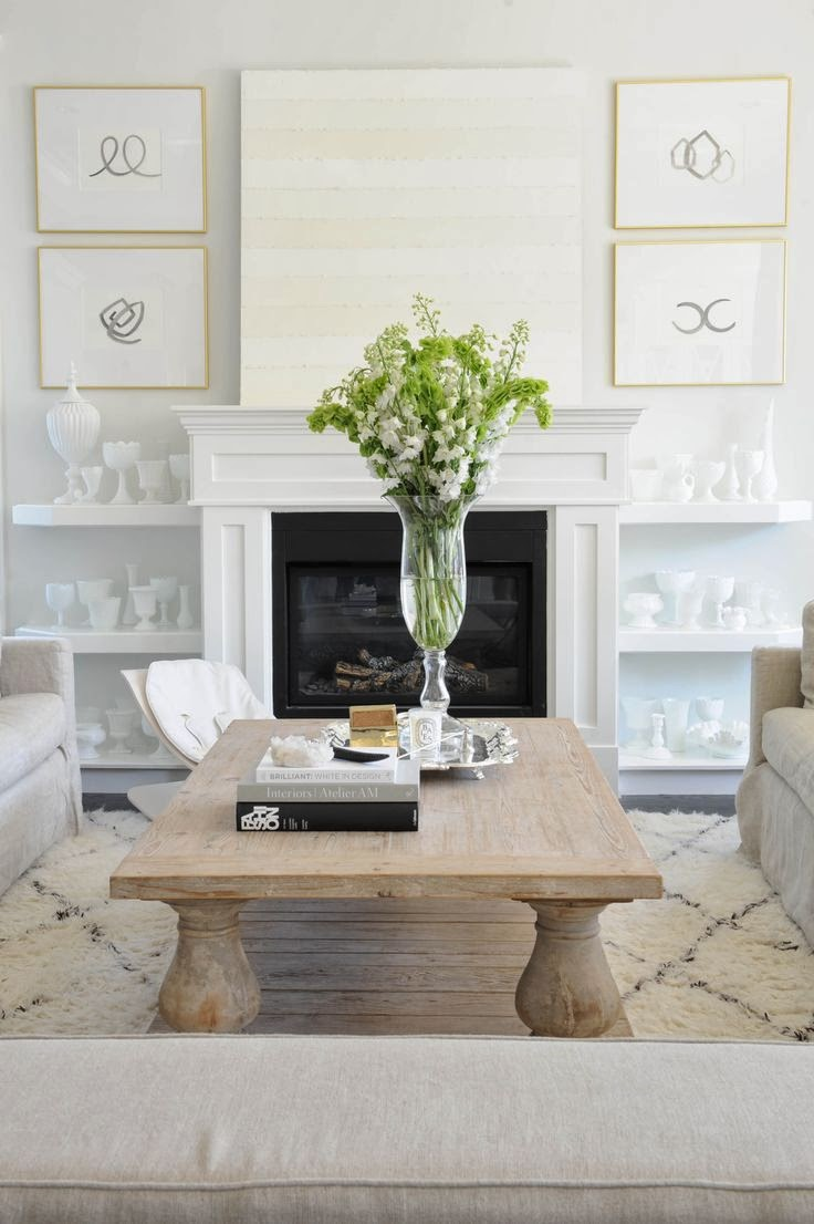 The Doctors CLoset White Living Room Moroccan Rug Home Tour